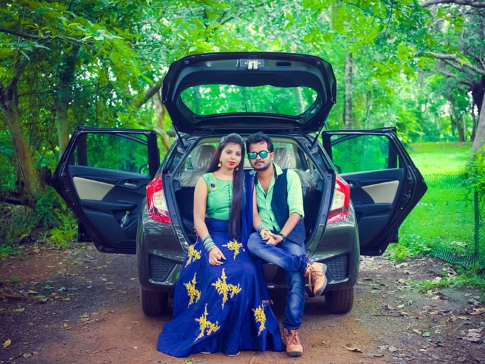 Trivikam & Ipsita Post Wedding